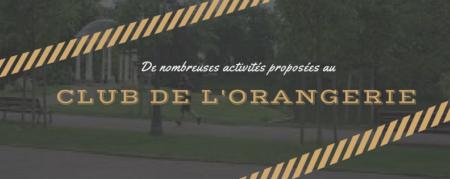 « Club de l'Orangerie »