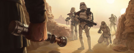 Star Wars, assaut sur l'Empire