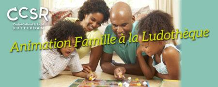 Jeux en Famille à la Ludothèque