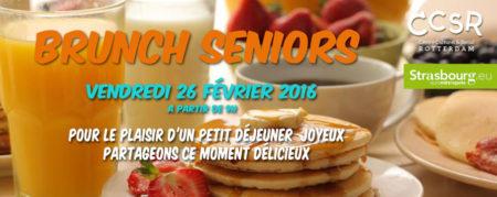 Brunch senior 2016