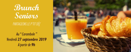 Brunch – Septembre 2019