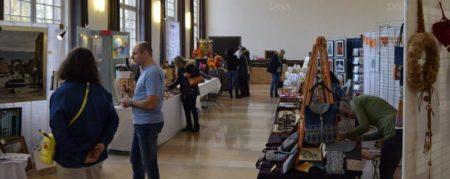 DNA du 17.11.2019 : Le pavillon Joséphine fait place aux artistes