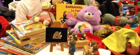 DNA du 24.01.2020 : Bourse aux jouets et puériculture