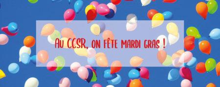 La cavalcade du CCSR, on fête mardi gras !