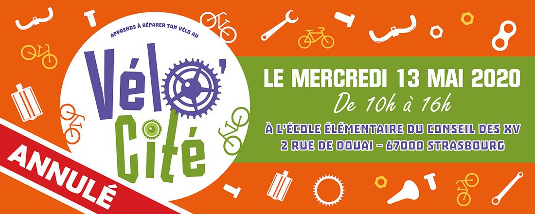 Vélo Cité : une journée vélo !