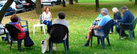 L'atelier Mémoire en plein air
