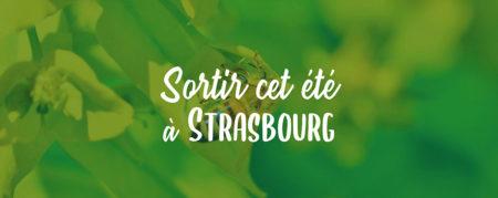 Sortir cet été à Strasbourg
