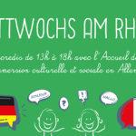 Mittwochs am Rhein
