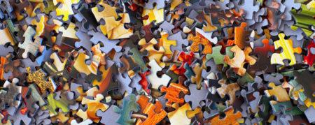 Des puzzles à récupérer !