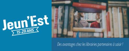 Des avantages en librairie pour les jeunes