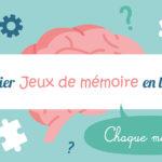 Jeux de Mémoire en ligne du 12.01.2021