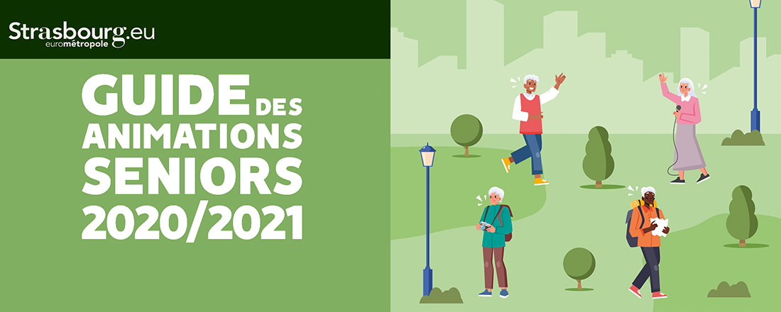 Guide des animations Seniors 2020-2021