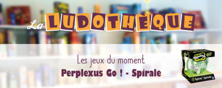 """Les jeux du moment : """"Perplexus Go ! – Spirale"""""""