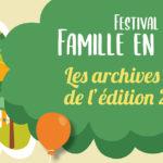 Famille en Herbe : les archives vidéo de 2013