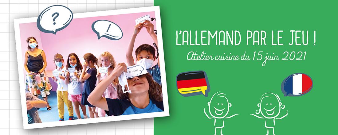 You are currently viewing Un atelier cuisine tout en allemand