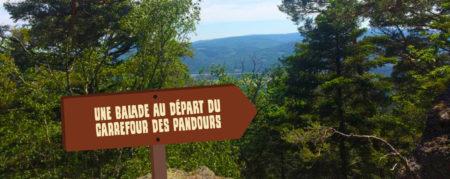 Une balade au Col des Pandours