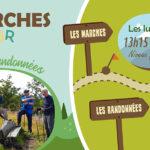 Marches et randonnées 2021-2022 : 1er trimestre