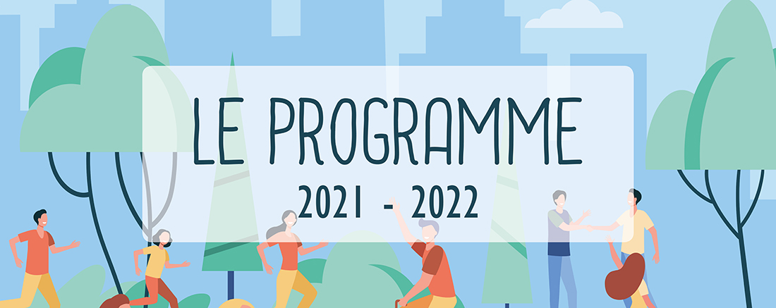 You are currently viewing Le programme annuel 2021-2022