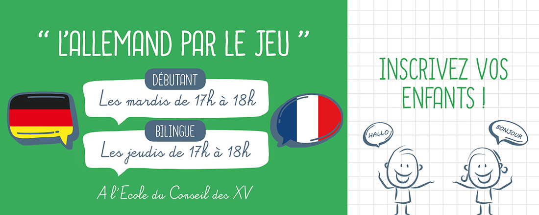 You are currently viewing Des ateliers ludiques tout en allemand !
