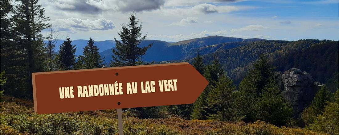 You are currently viewing Une randonnée au Lac Vert